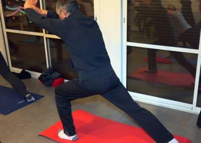 posture stretching